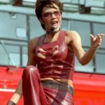 Cliff Richards looks well!
