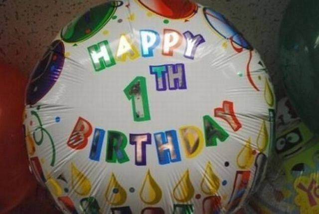 Firth Birthday?
