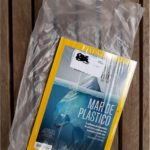 In a plastic bag? Ironic!
