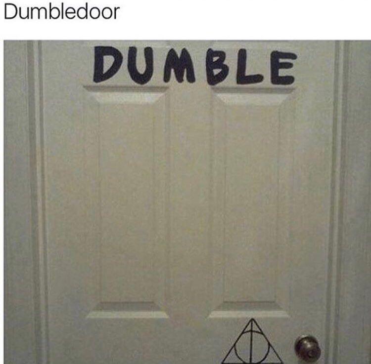 Dumbledoor?