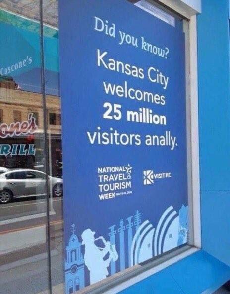 Meanwhile in Kansas!