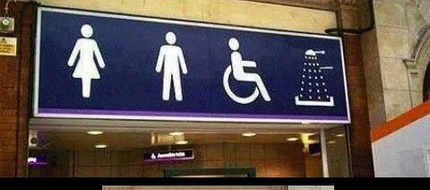 It's a bloody DALEK toilet!