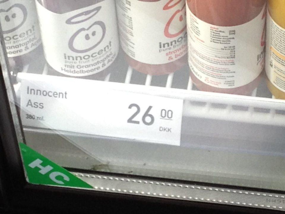 Innocent Ass?