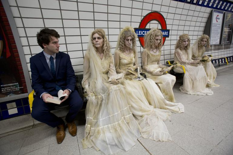 How to have fun on the tube
