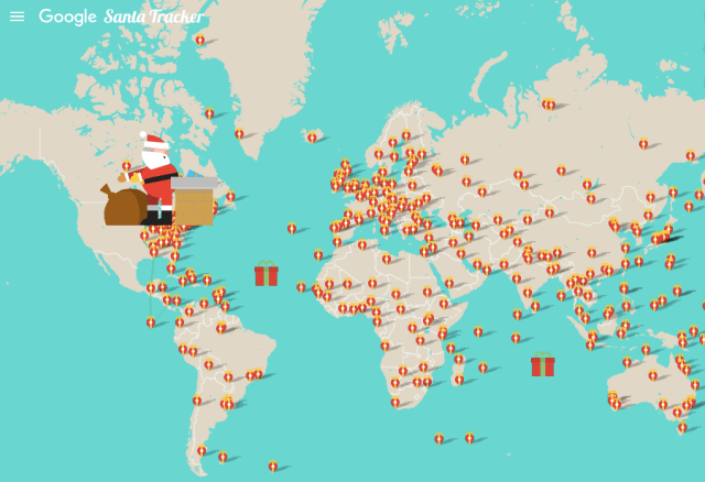 Santa Claus - Engineer's view