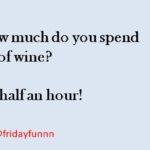 Happy Friday 🍷
