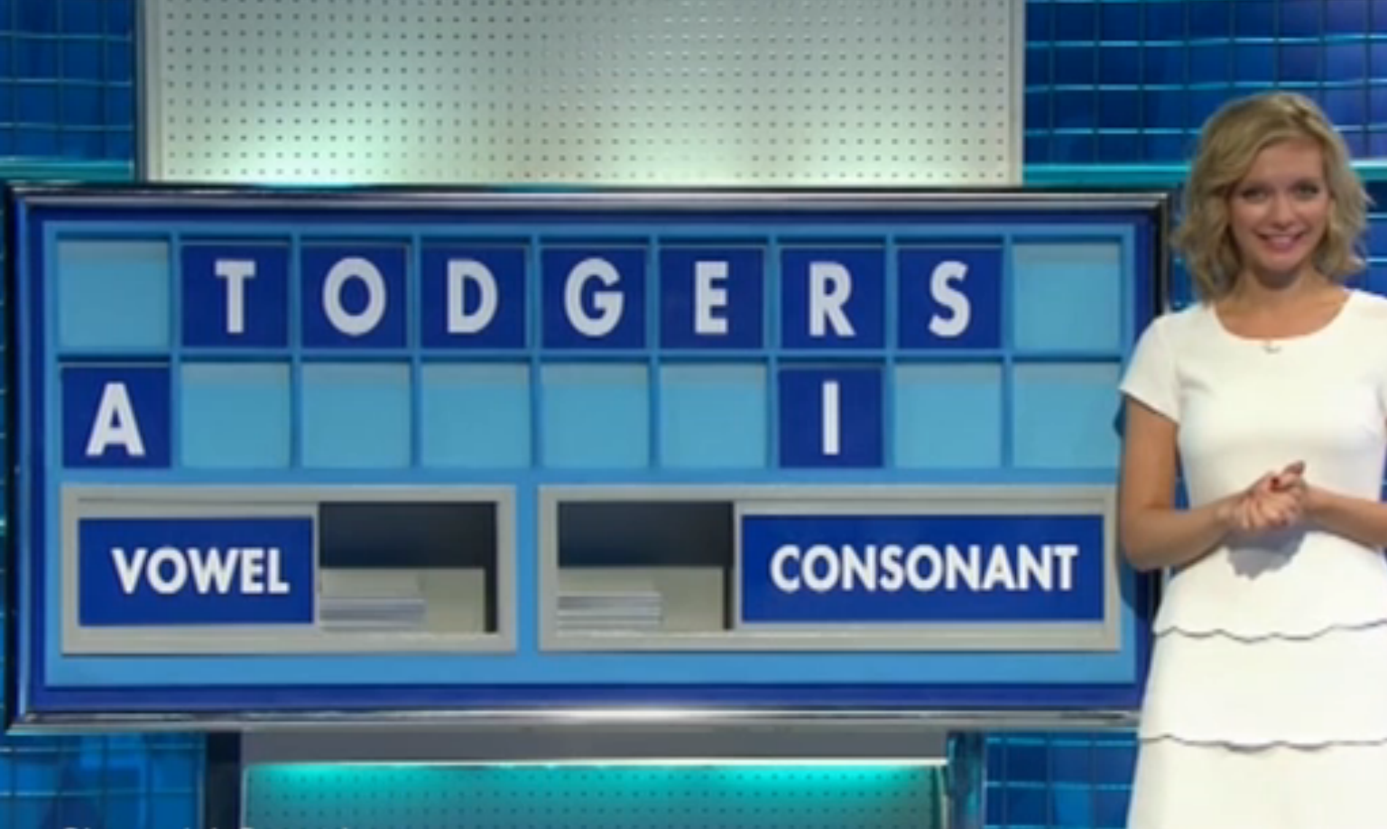 Gotta love Countdown!