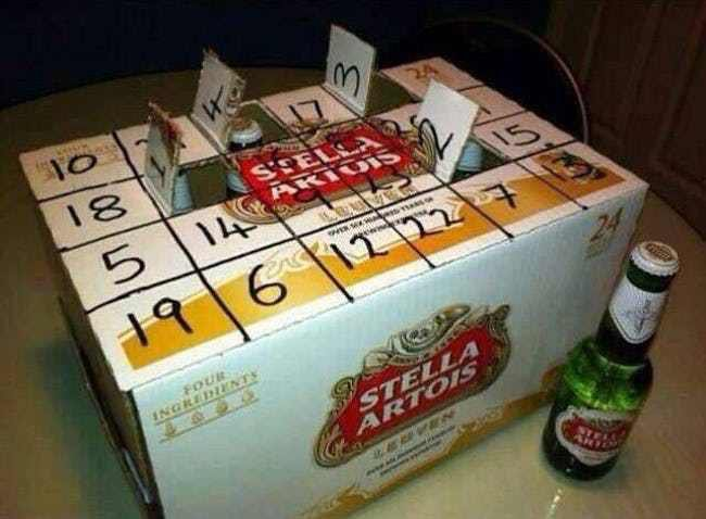 Almost time for my special advent calendar! 😀