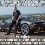 How to get a Lamborghini!