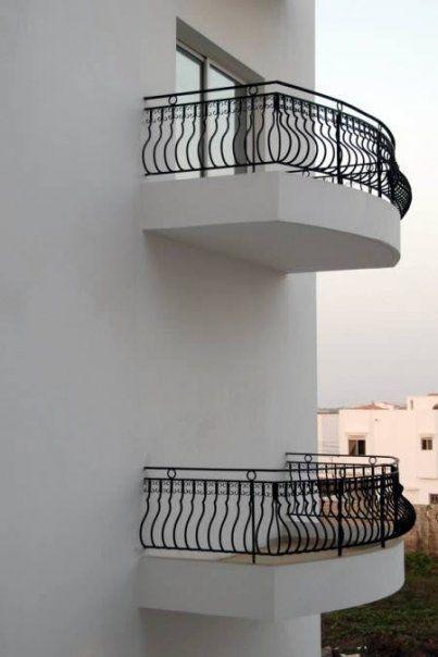 Nice balcony!