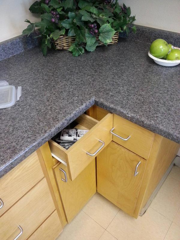 Kitchen design fail!