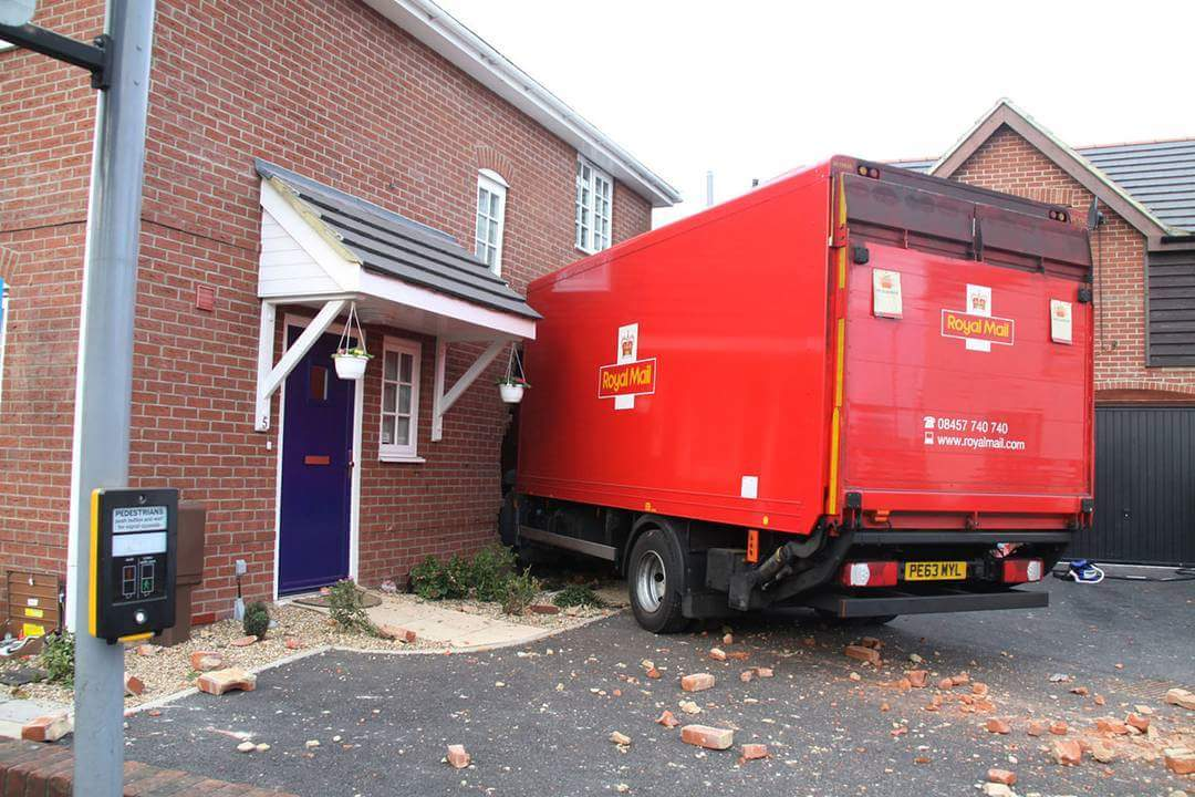 Royal Mail special delivery!