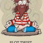 Waldo finds himself!