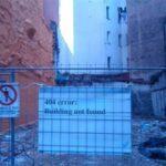 404 Error. Building not found!