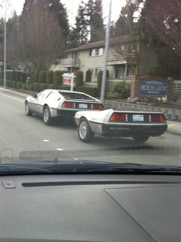 Seen the new Back to the Future trailer?