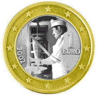 The Turkish Euro coin is nearly ready!