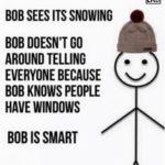 Heard enough about the snow already?