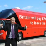 To be fair to Boris he DID repaint his bus!