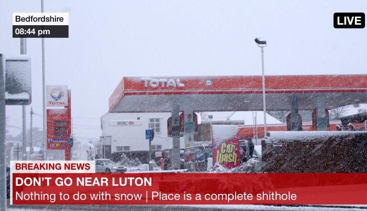 Latest news from BBC Luton!