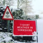 Meanwhile in Yorkshire 😀