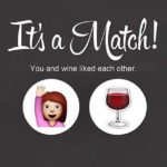 Tinder confirms it! 😀 Happy Winesday 🍷