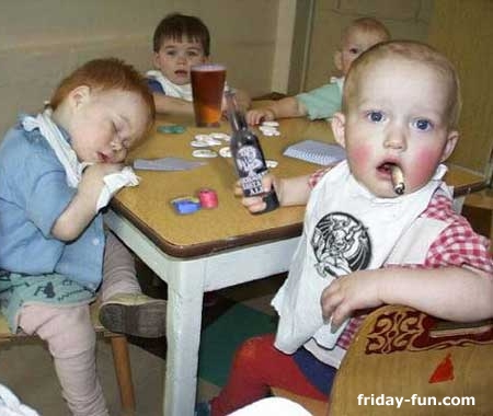 Why you need a babysitter :-0