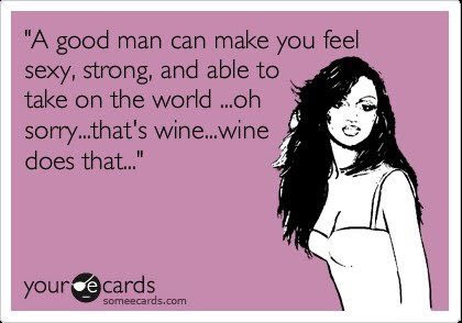 Happy Friday! Time for wine!