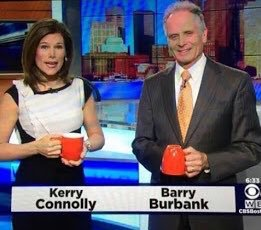 Barry! Mug's upside down mate!