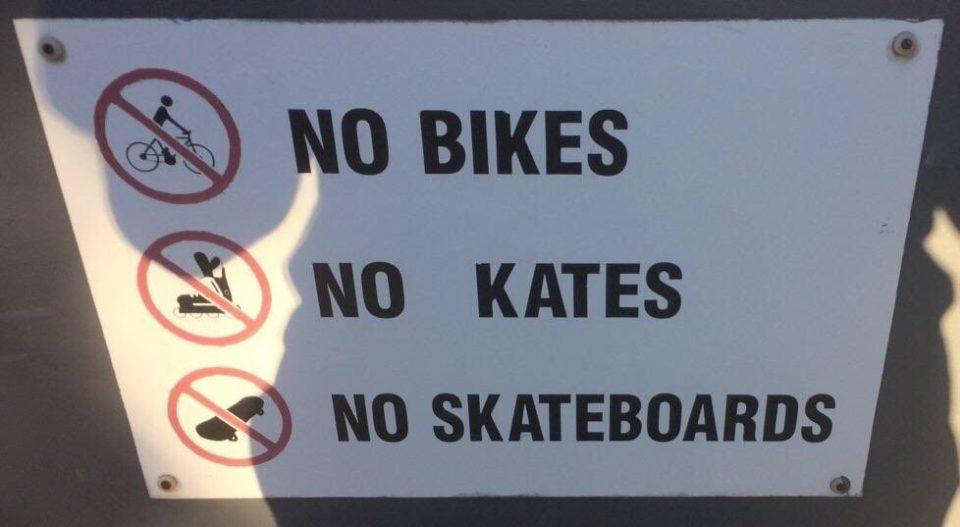 Sorry Kate!