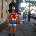 Wonder Woman has let herself go a bit 😱