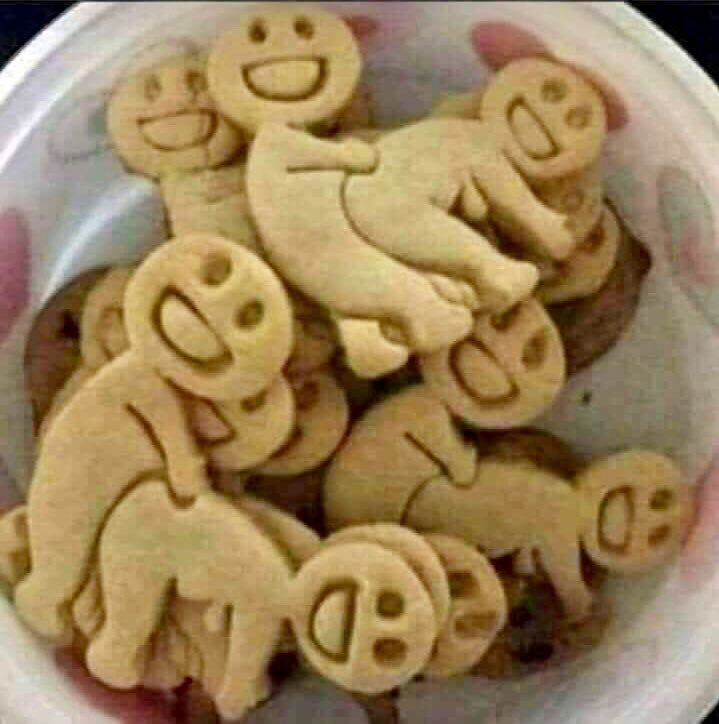 Where are the f#*@ing xmas cookies? 😀