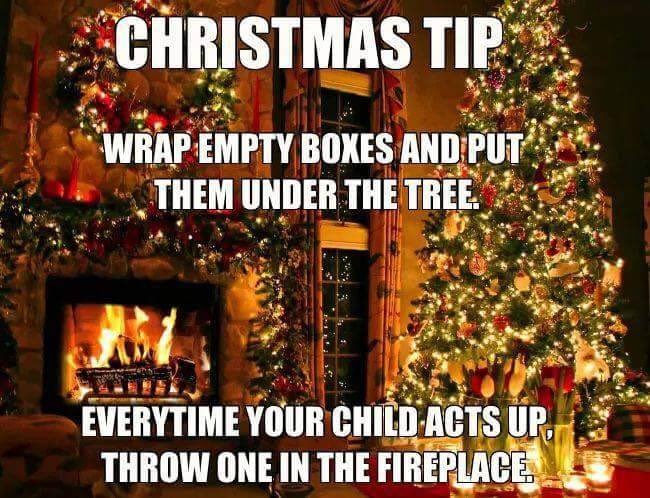 Christmas tip for parents 🎄