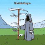 The Swiss Reaper 😀