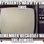 Remember these? 😀