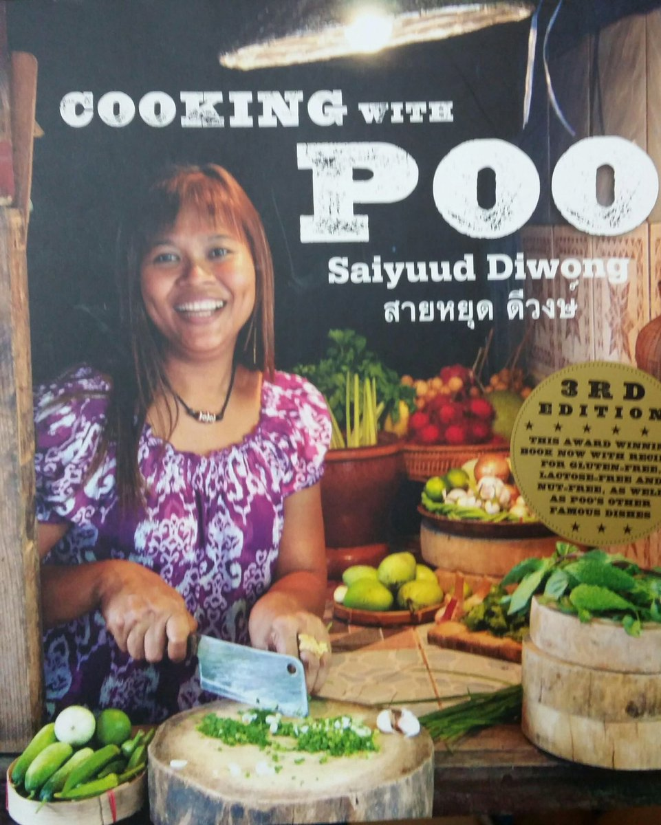 Cooking with Poo? Want want want!! 😀