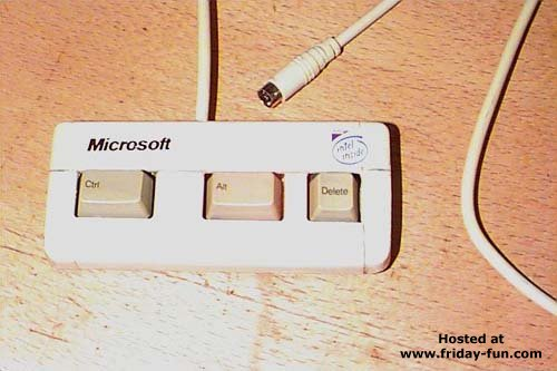 The only keyboard you'll ever need for Windows 10! 😀