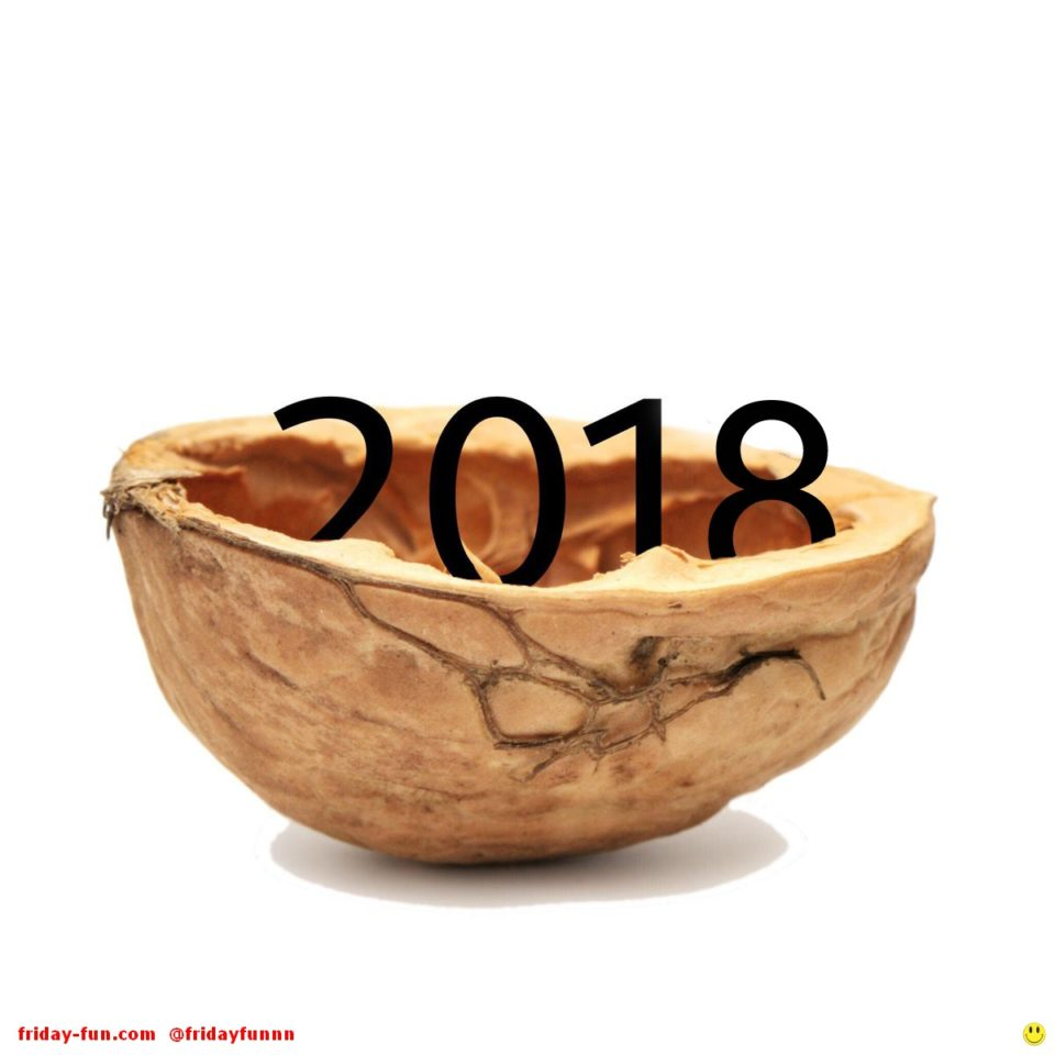 Here's my 2018 in a nutshell 😀🥂