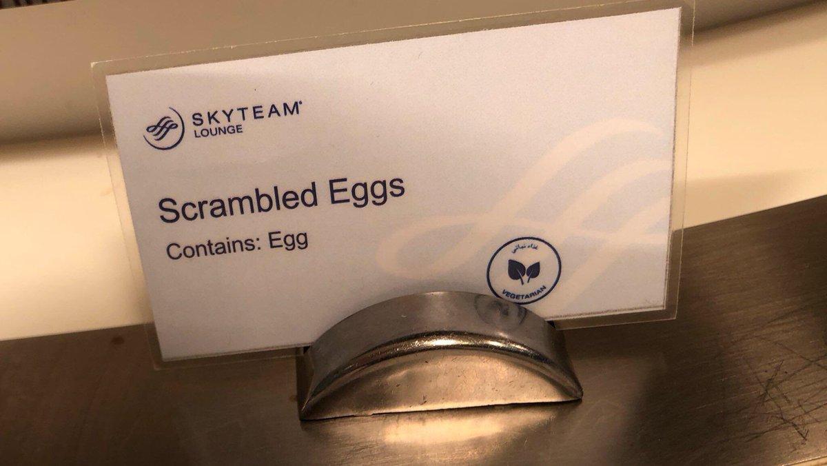Contains egg! 😀