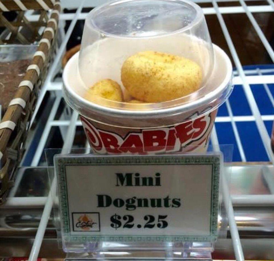 Anyone tried Dognuts? Sound tasty! 😀