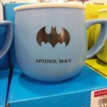 Batman! Spiderman! All the same no? 😀