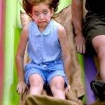 The kids love a good slide 😆