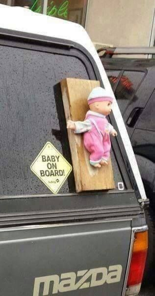 Baby on Board! 😀