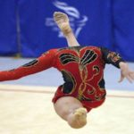Gymnastics! Don't lose your head! 😀