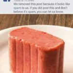 What is wrong with Facebook exactly? Does this look like Spam to you? 😀