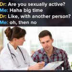 Are you sexually active? 😀