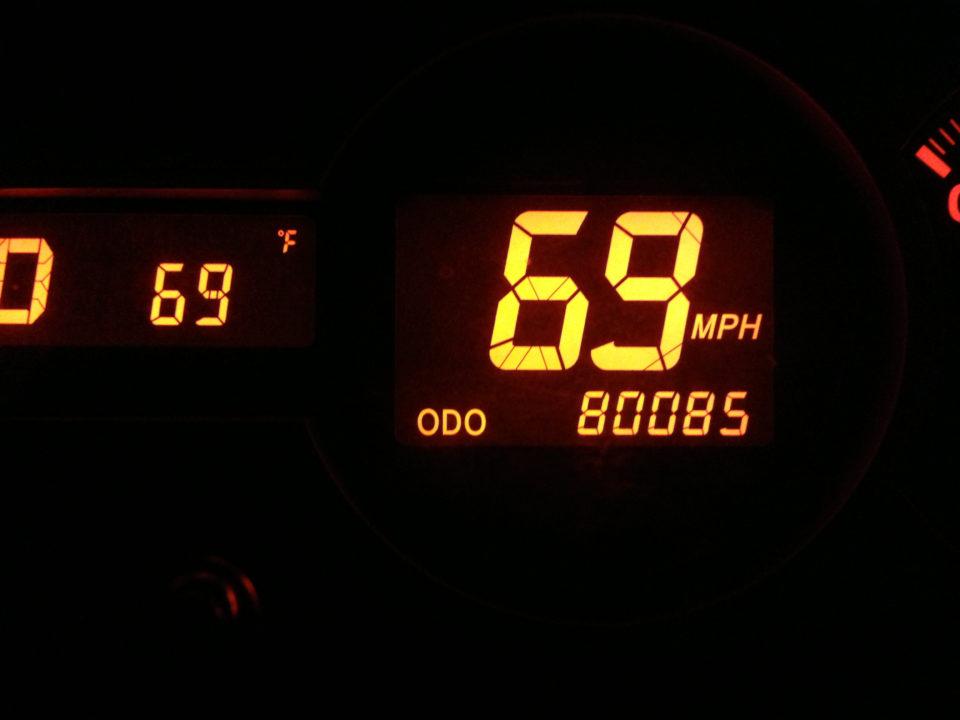 My car has a FILTHY mind! 😀