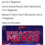 Don't tell anyone! 😀 Game of Thrones