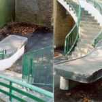 Some disabled ramp huh? Looks fun! 😃