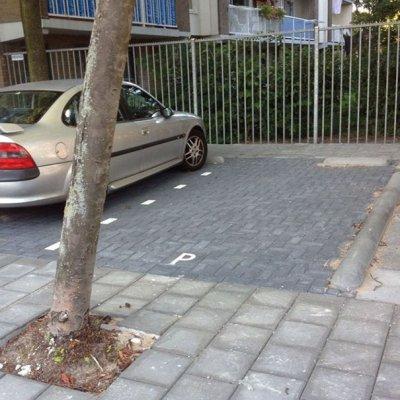 Honey, I finally found a parking spot! 😀