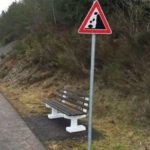 Perfect place for a bench then! 😀